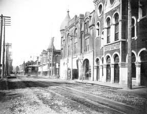 Meridian Pioneer Streetcar 1890