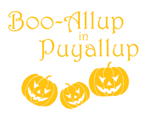 Boo-allup in Puyallup Trick or Treat