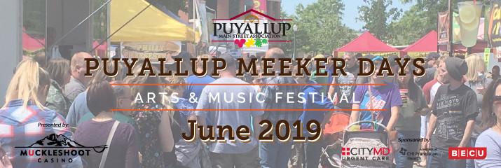 2019 Puyallup Meeker Days Festival
