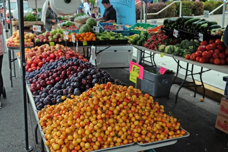 Farmers' Market will be open!